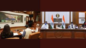 India-Nigeria Bilateral Meeting