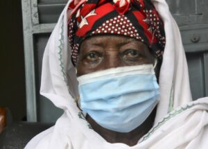 At 99, Guehara is the oldest person to have tested positive for COVID-19 in Guinea since the country's first positive case was detected on 13 March.